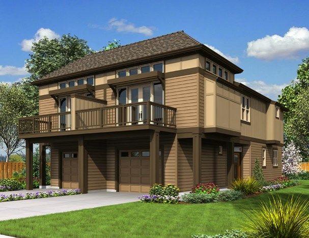 Desain Mewah Rumah Kayu Minimalis 2 Lantai Rumah Di 2018