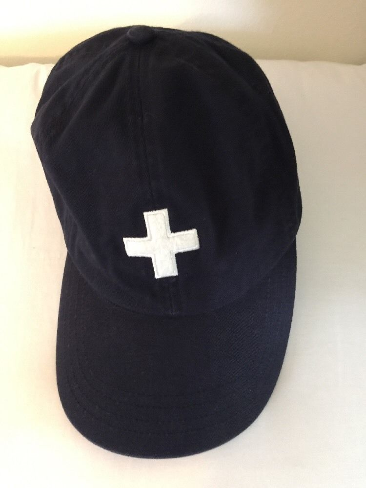 Victorinox Swiss Cross Army Classic Baseball BLACK Cap Very Rare  Unbranded   BaseballCap 8bb49c386f4
