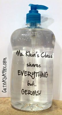 Personalized Classroom Donations Presents For Teachers Teacher