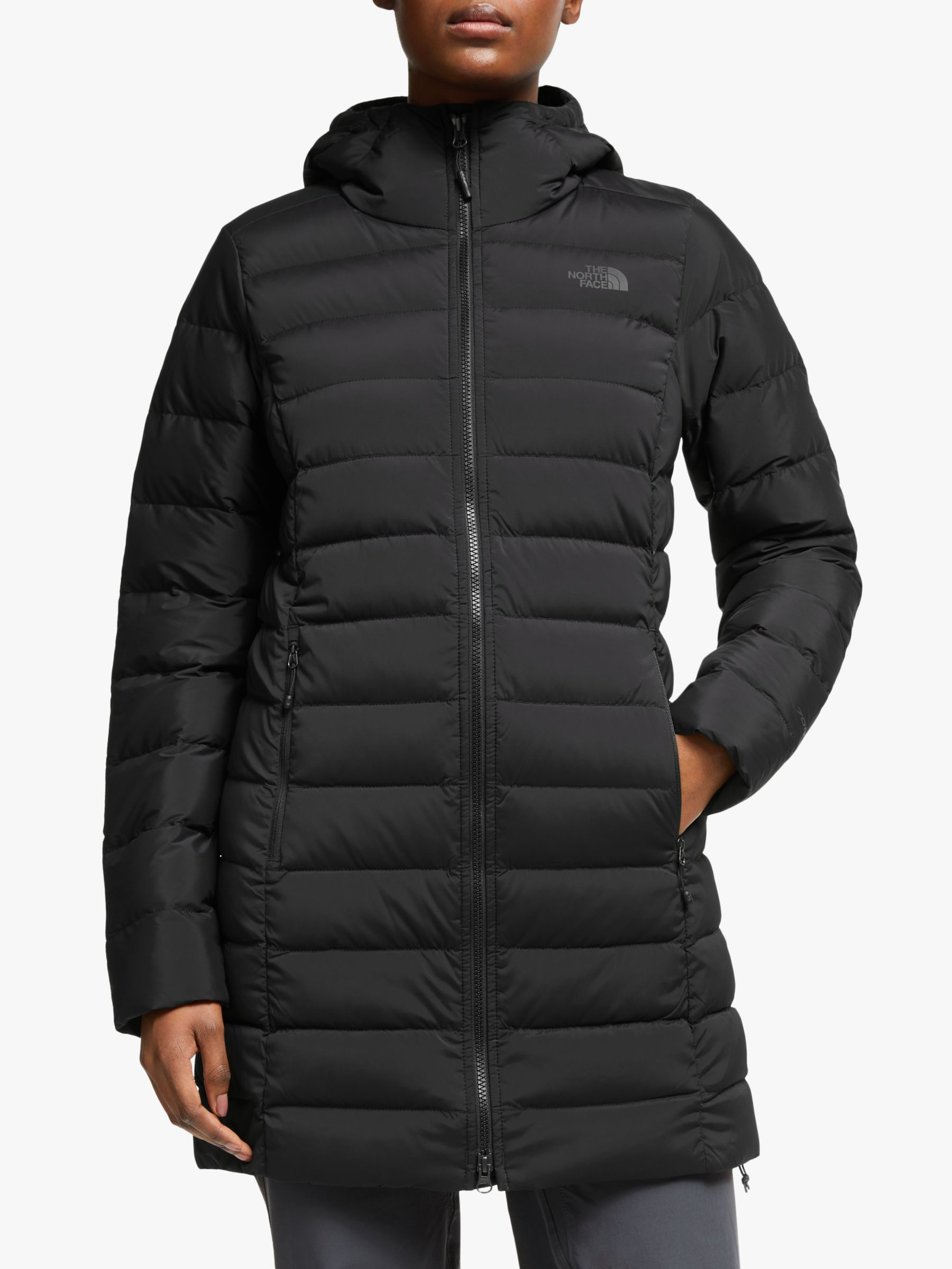 The North Face Women's Parka Jacket in 2020 | Black north ...
