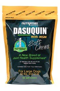 Dasuquin Soft Chews With Msm For Large Dogs Large Dogs Dogs