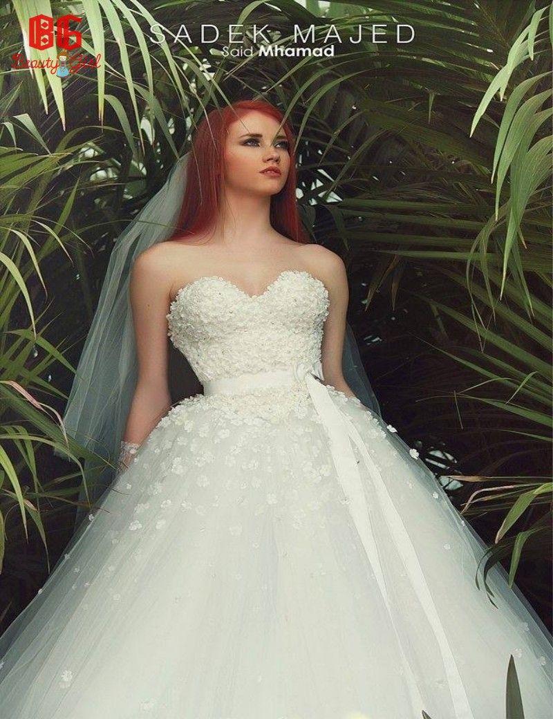 Romantique robe de bal blanc princesse robes de mariée avec fleurs belle printemps robe de mariée cadrage en pied vestidos de noiva dans Robes de mariée de Mariages et événements sur AliExpress.com   Alibaba Group