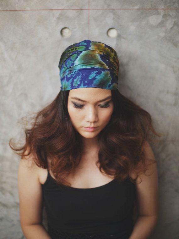 Fashion Headband,Colorful Galaxy,Headwear Bandana For Girls