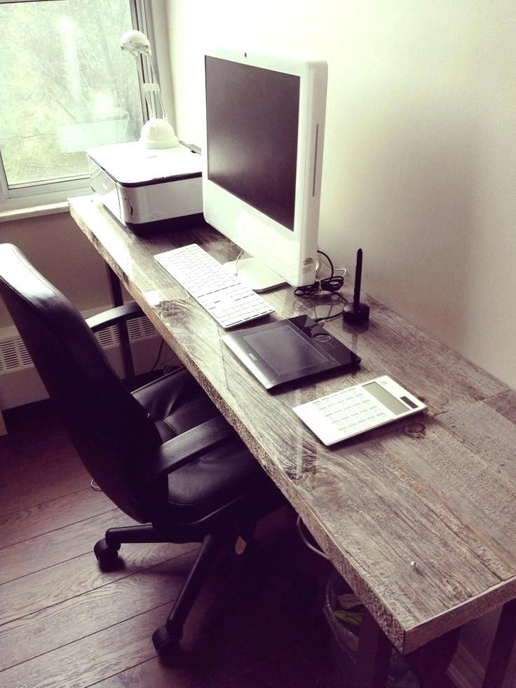 Incroyable Narrow Desk Table Long Narrow Work Table Best Long Desk Ideas On Home Study  Rooms Office Inside Long Narrow Long Skinny Desk Table