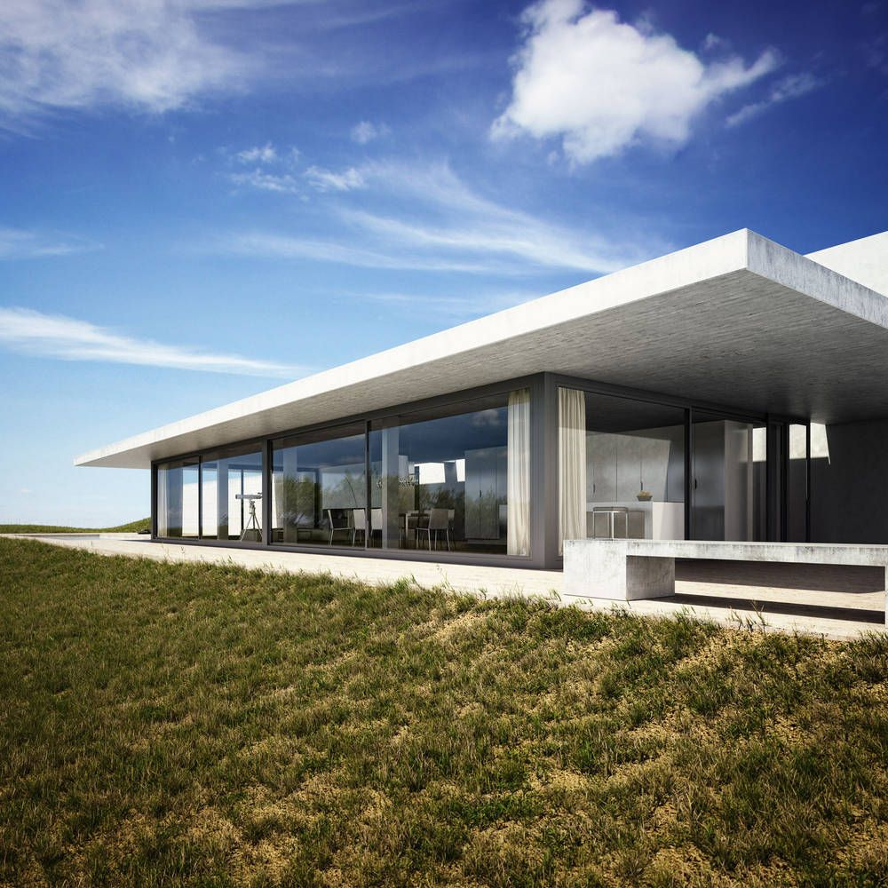 Lichtecht: Architektur- Und 3D-Visualisierungen Aus