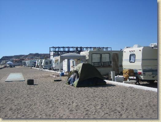 Playa De Oro Rv Park Rocky Point Mexico Beach Amp Ocean