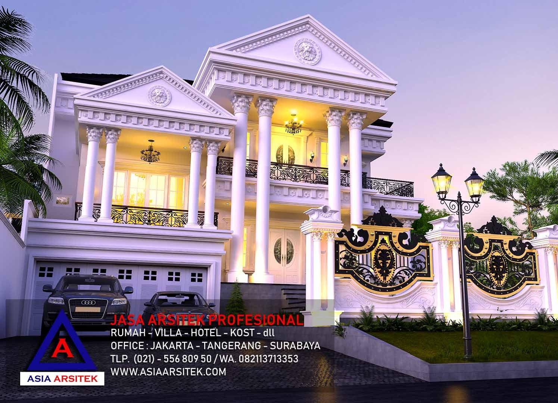 Asia Arsitek 7 Desain Balkon Desain Rumah Rumah Mewah