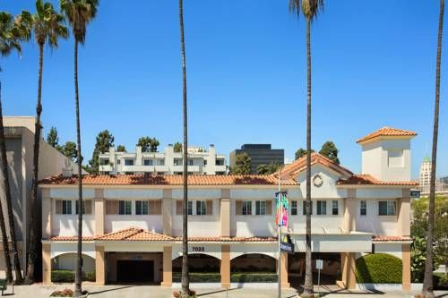 Days Inn Hollywood Near Universal Studios Hollywood California