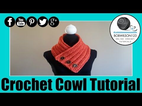 Crochet Its Fall Y\'all Cowl Tutorial - YouTube | Diverssos ...