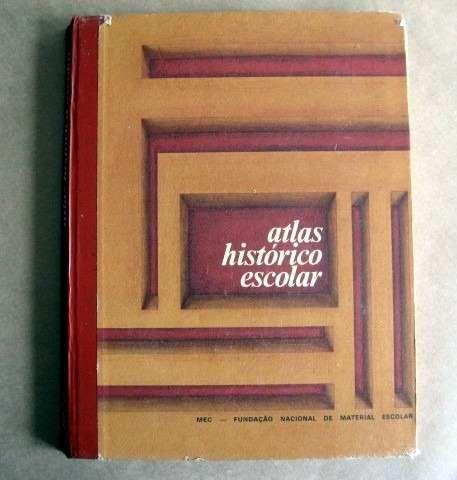 atlas histórico escolar - mec - fename