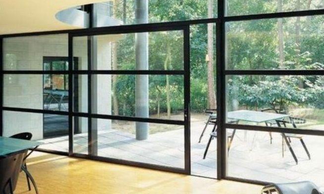 Kunststof en aluminium schuifpui depol uw kozijnen for Deuren specialist