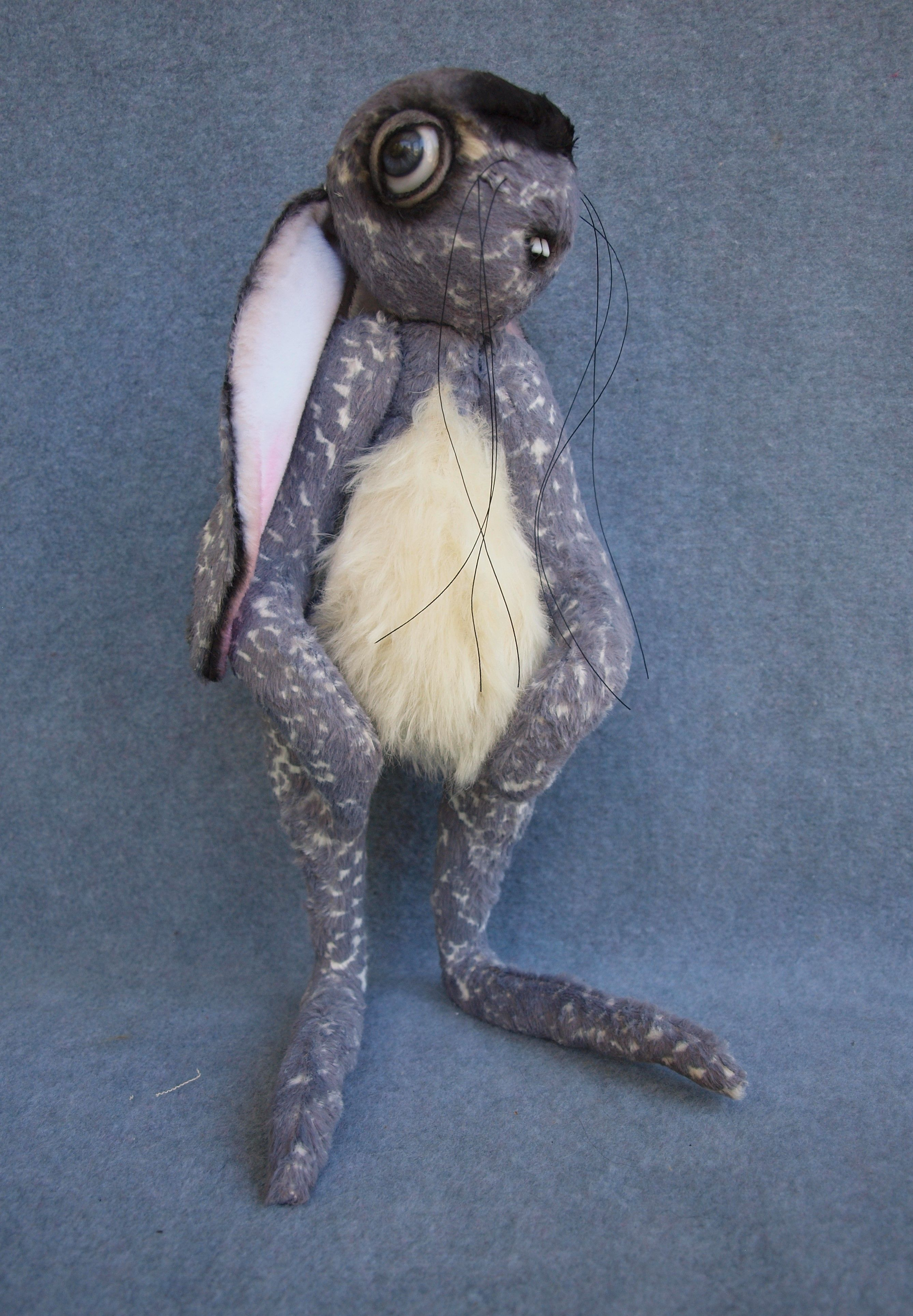 Dandy chatham village bears rabbits and artist dolls