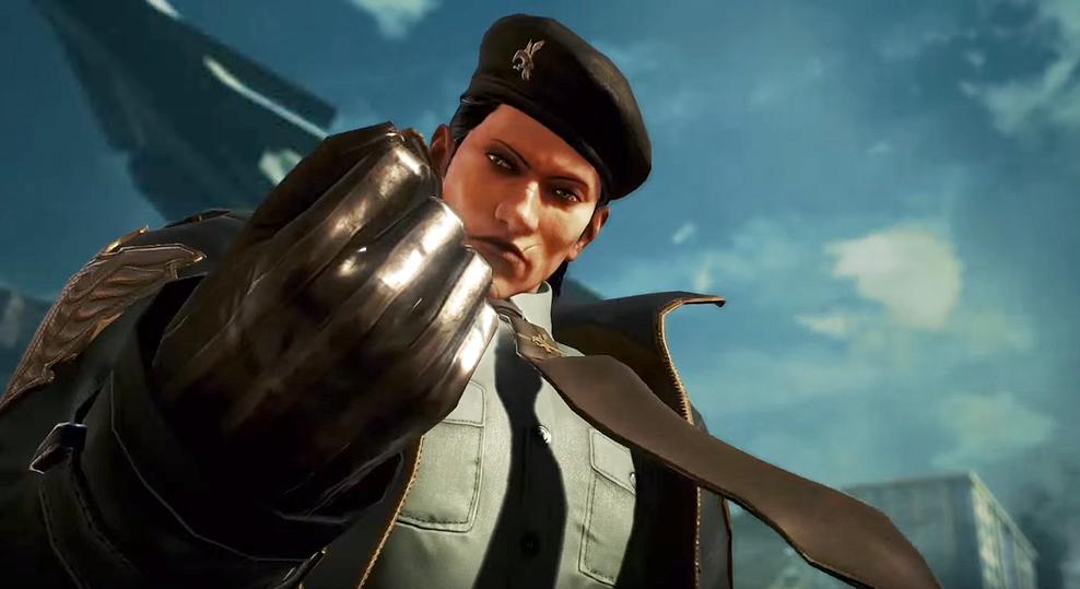 Sergei Dragunov Tekken 7 Wall Game Fictional Characters