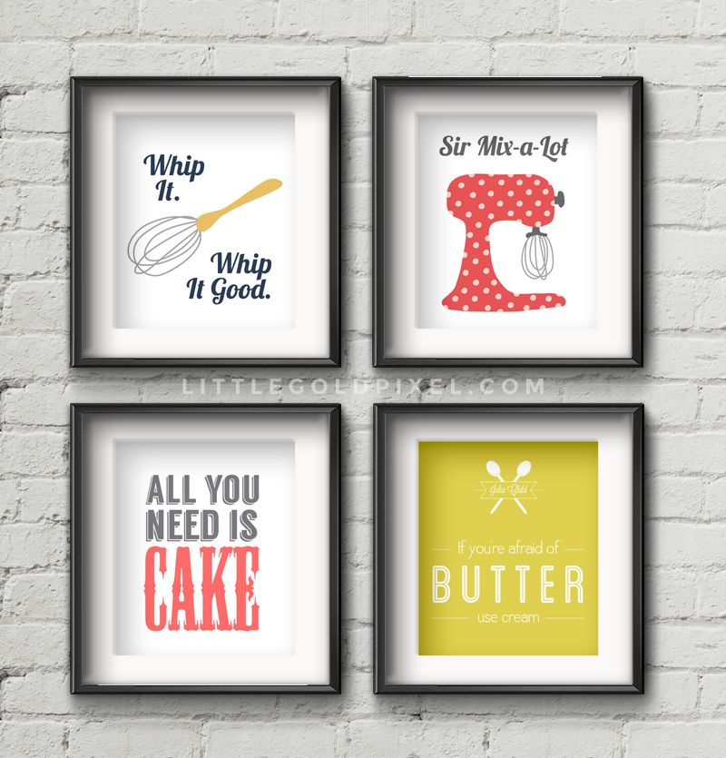 20 Kitchen Free Printables Wall Art Roundup Kitchen Wall Art Printables Free Printable Wall Art Kitchen Wall Art