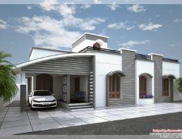 Single story modern house designs small plans design kerala also best images houses rh pinterest