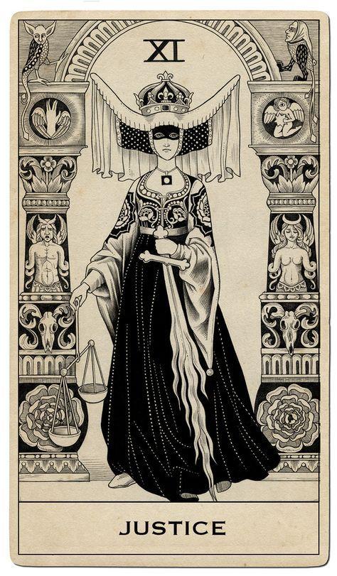 Tarot cards for Halsey's HFK