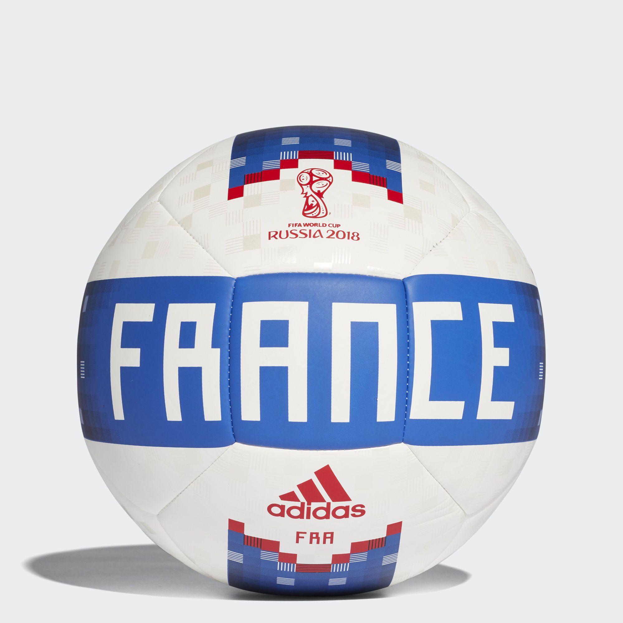Футбольный мяч Франция adidas Performance   Одежда, обувь и ... 449d67e05e7