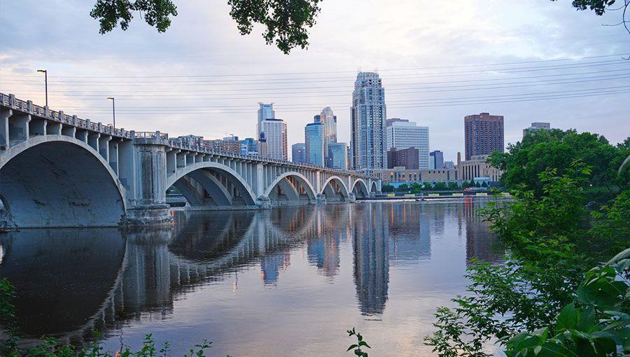 24-No.-24-Minneapolis-St.-Paul,-Minnesota No. 24 Minneapolis-St. Paul, Minnesota  Median base salary: $65,000 Median home value: $219,400