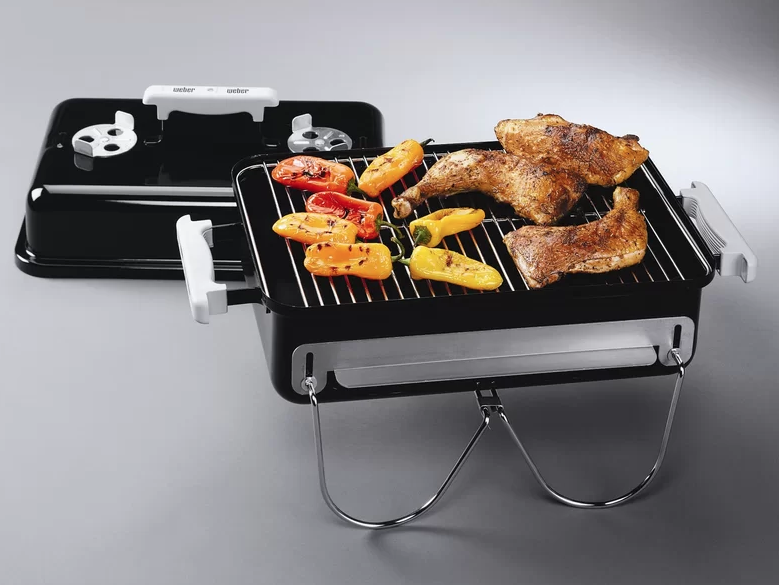 Weber Go Anywhere Charcoal Grill Bbq Recipes Portable Charcoal Grill Cooking On The Grill