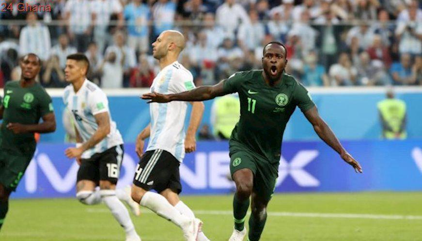 Nigeria Winger Victor Moses Announces International