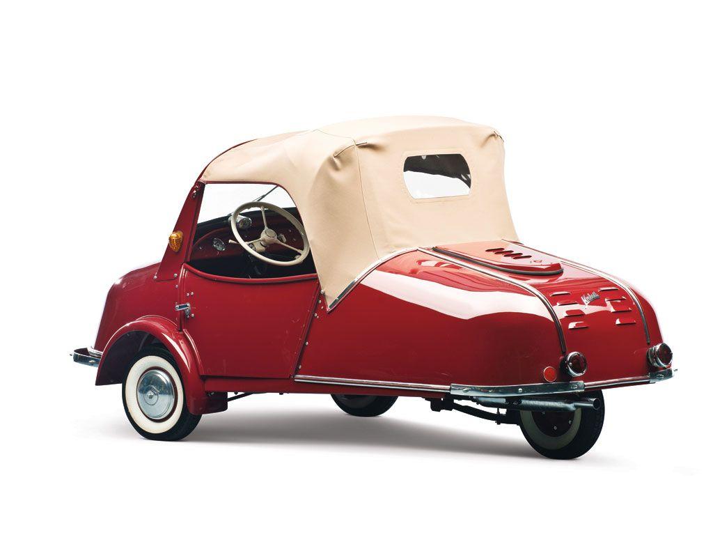 1955 Kroboth Allwetter-Roller                                                                                                                                                                   Estimate:$40,000-$50,000 US