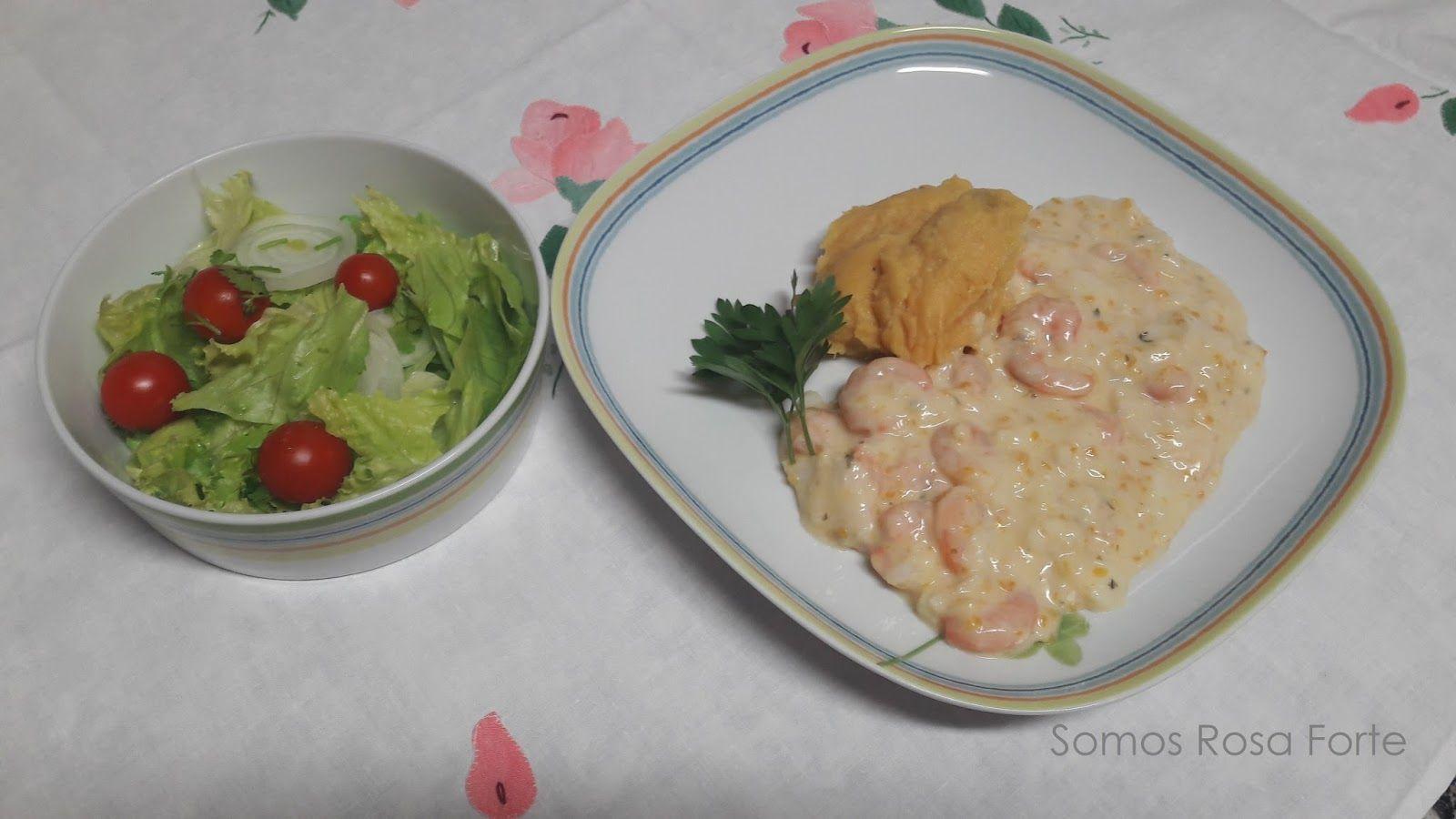 Receita para a Bimby: 1 kg de pescada ou outro peixe a gosto
