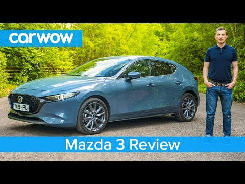 Mazda 3 2020 In Depth Review Carwow Reviews Youtube With Images Mazda Mazda 3 First Drive