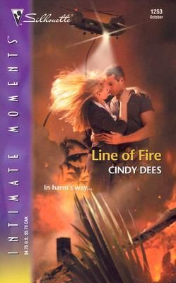 Line Of Fire by Cindy Dees
