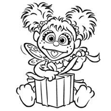 The Top 10 Sesame Street Coloring Pages 5