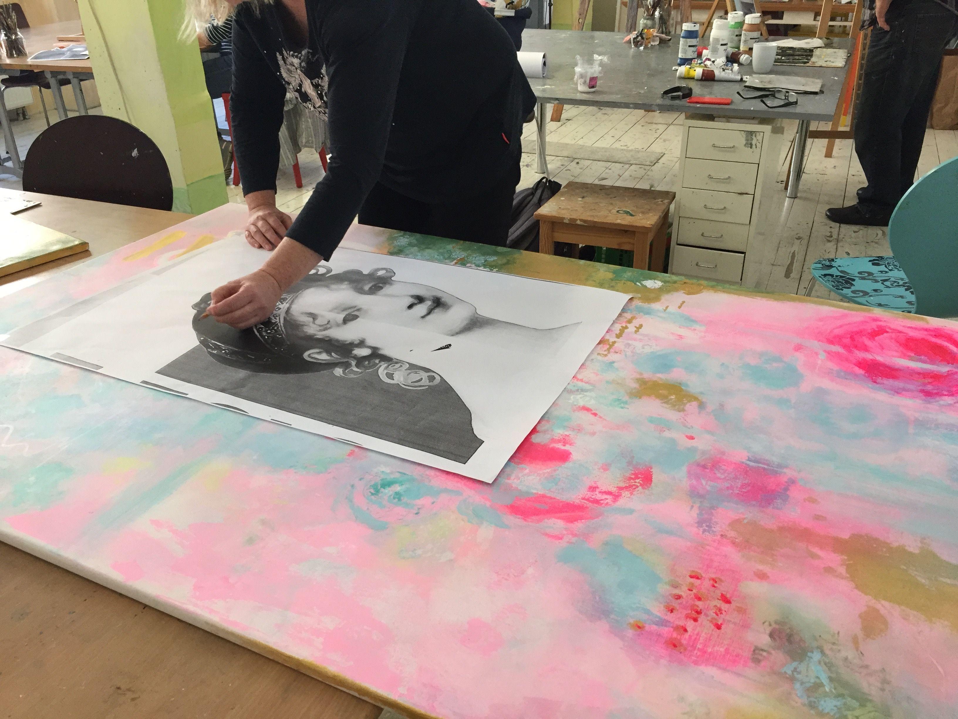 Kopieren Ubertragen Art Inspiration Art Drawings