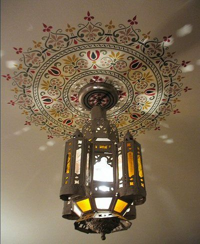 Jeff Raum Of Muracles Ceiling Medallions Decor Light