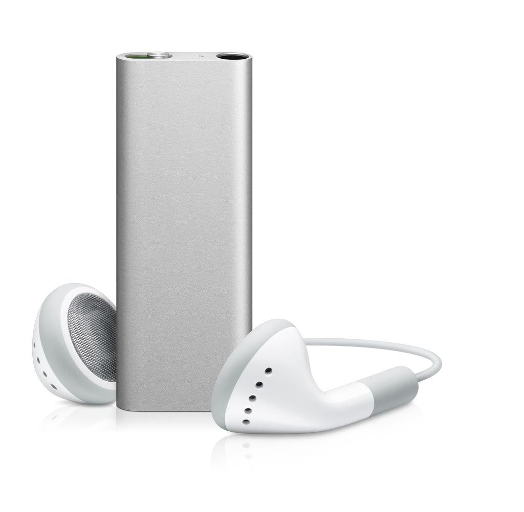 Apple iPod Shuffle (2 Gb 3rd Generation) from 2009 (With
