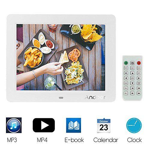 Take a Look! Andoer 10 inch LCD High Resolution Slim Multifunctional ...