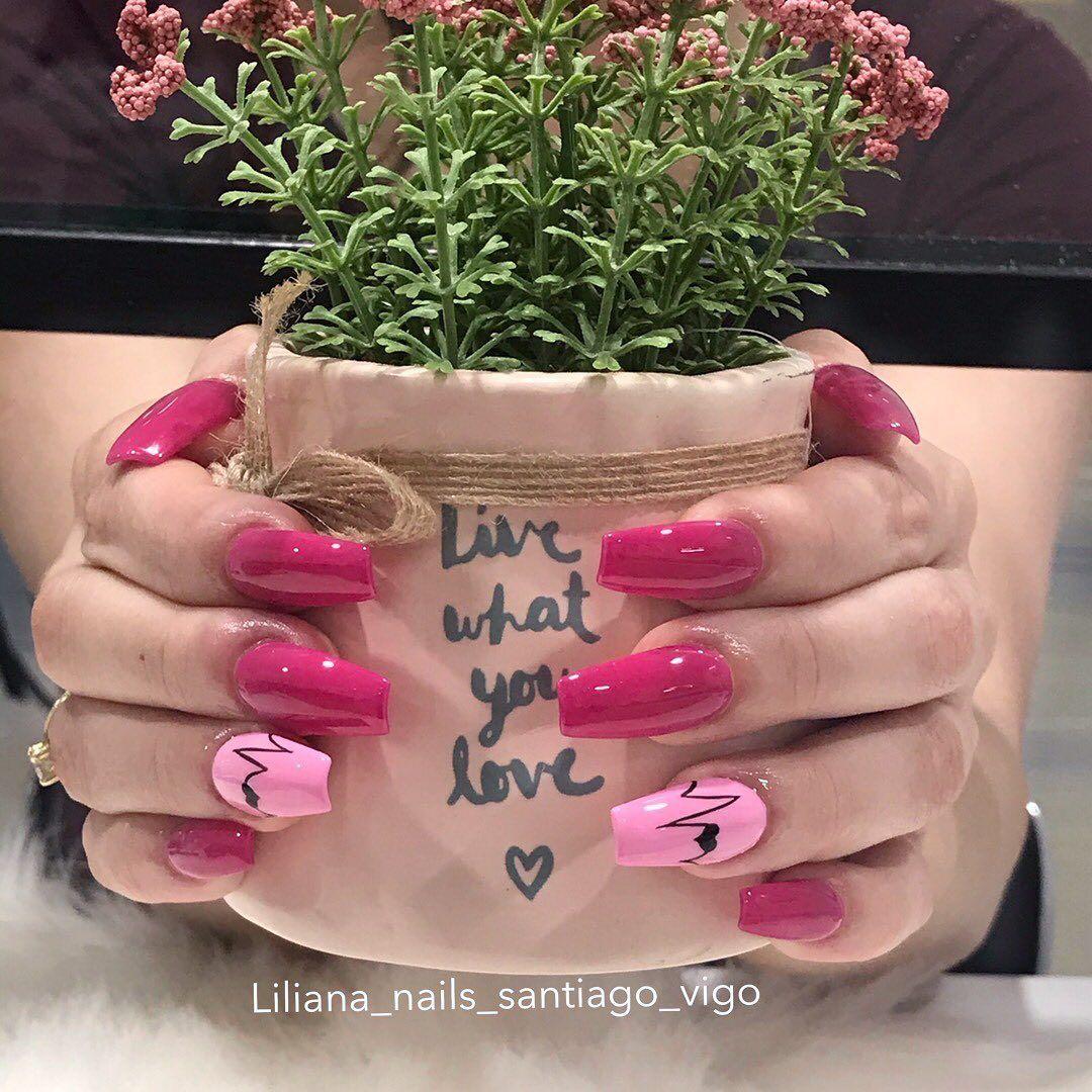 Tumblr Nails Uñas Acrilicas Santiago De Compostela