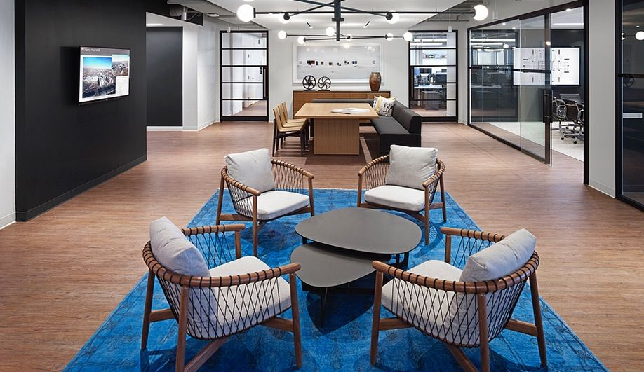 HOKs Toronto Office Is Both Efficient and Welcoming Amazing
