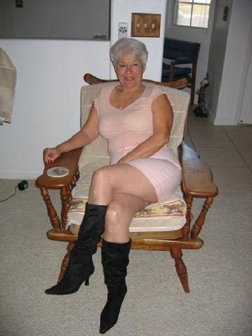 Free horny granny