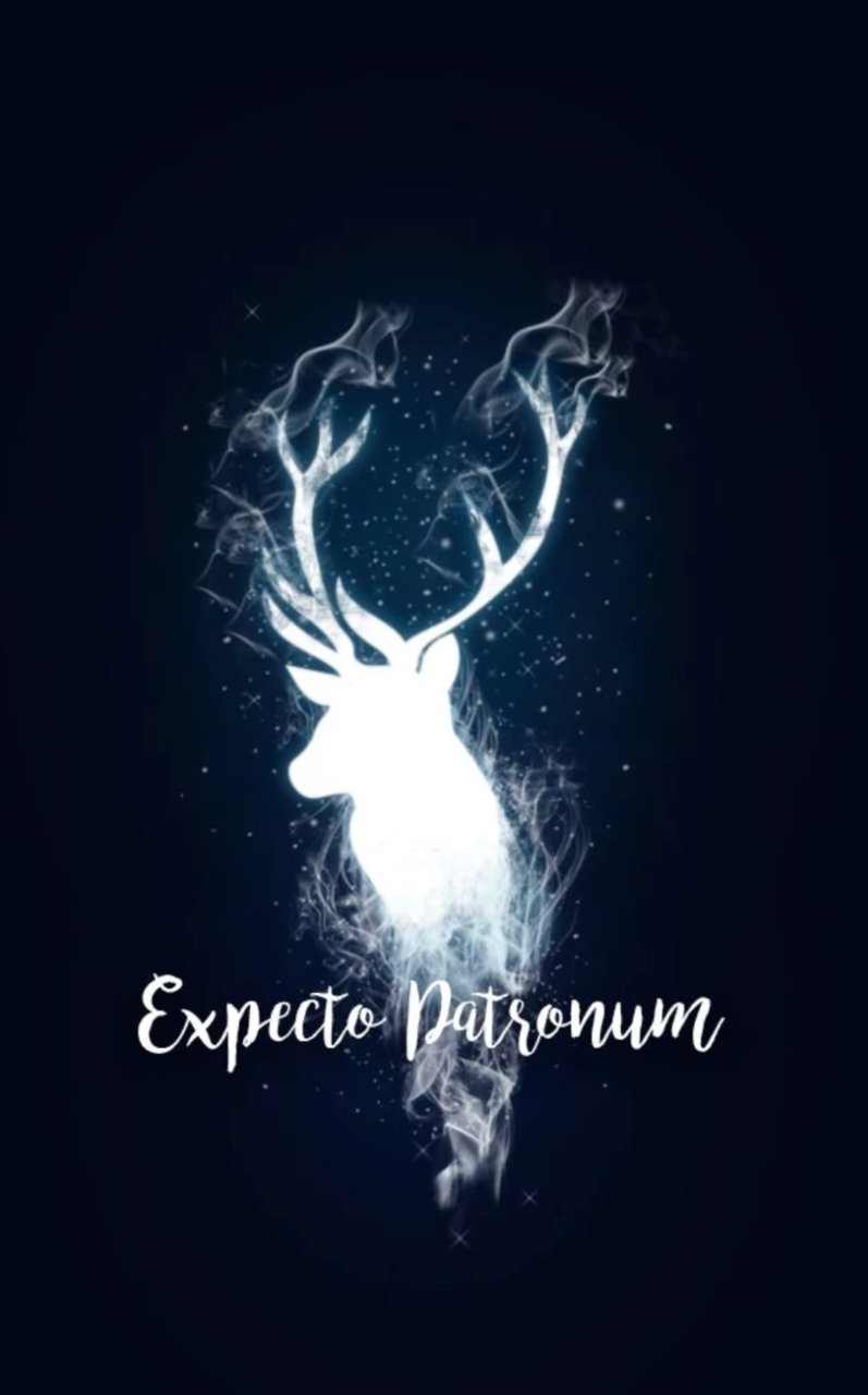 Expecto Patronum Harry Potter Images Harry Potter