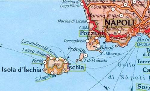Ischia, Capri back to Napoli, Pompeii Next time at least a ...