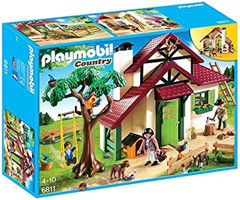 PLAYMOBIL 6811 - Forsthaus, Spielwerkzeug