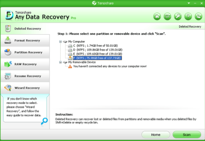 serial number any data recovery pro