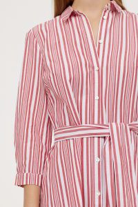 ec4e006a294c78 Striped shirt dress