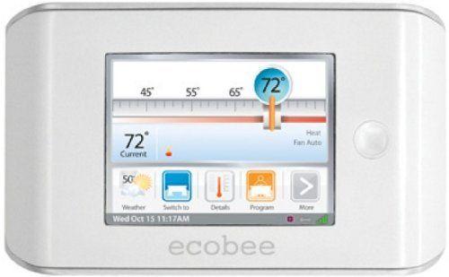 Ecobee Smart Thermostat 4 Heat