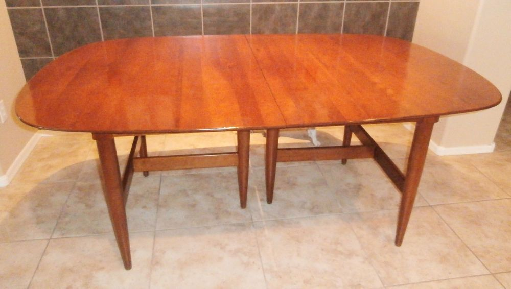 Willett Solid Cherry Transitional Dining Table Transitional Dining Tables Dining Table Dining