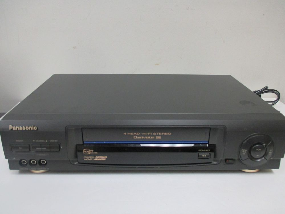 how to connect vcr to tv to record