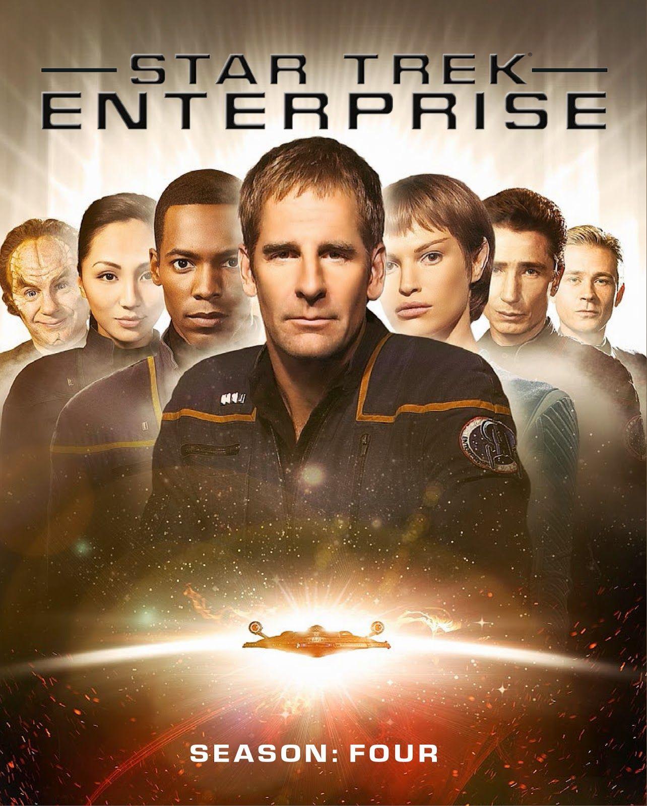 68 Star Trek Enterprise 2004 05 S04 3 5 18 05 18 Potser La Temporada Més Fluixa La Nave Enterprise De Star Trek Cine Musica Libros Star Trek