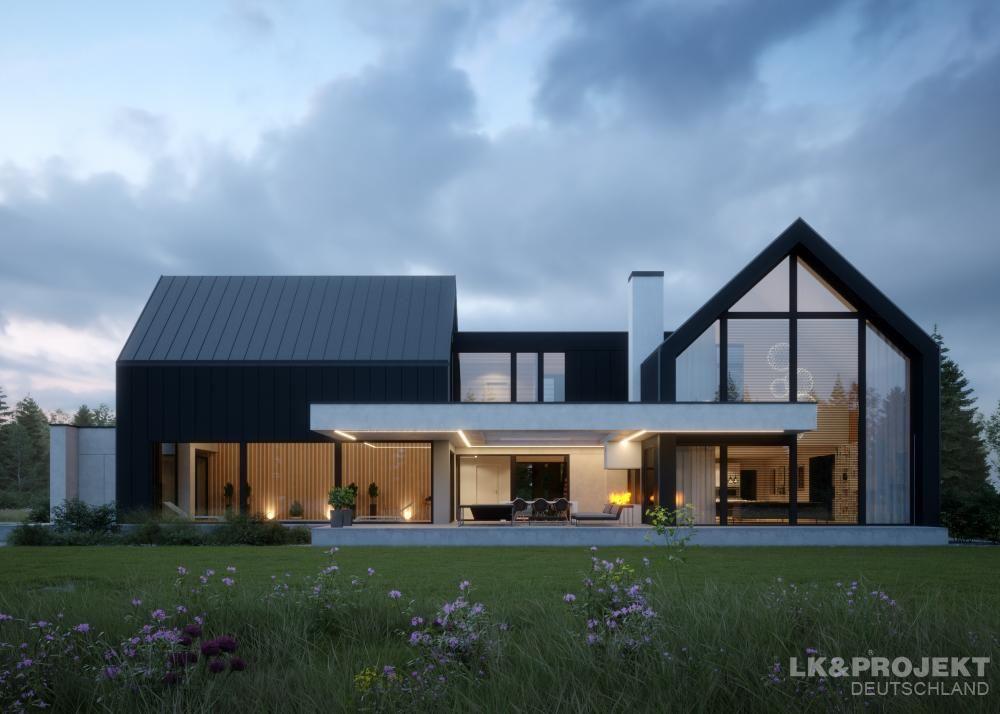 Hausprojekt: LK&1456 - ExklusivHAUS: Leben auf höchstem Niveau #hausinterieurs