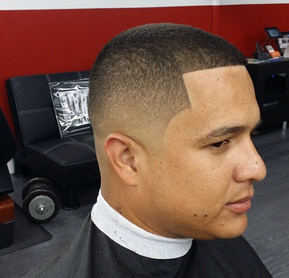 skin fade point