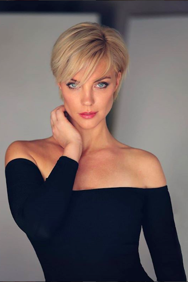 40+ Short Pixie Haircut in Various Colors for Smal