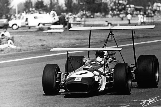 Brabham 1968 Mexico Brabham BT26
