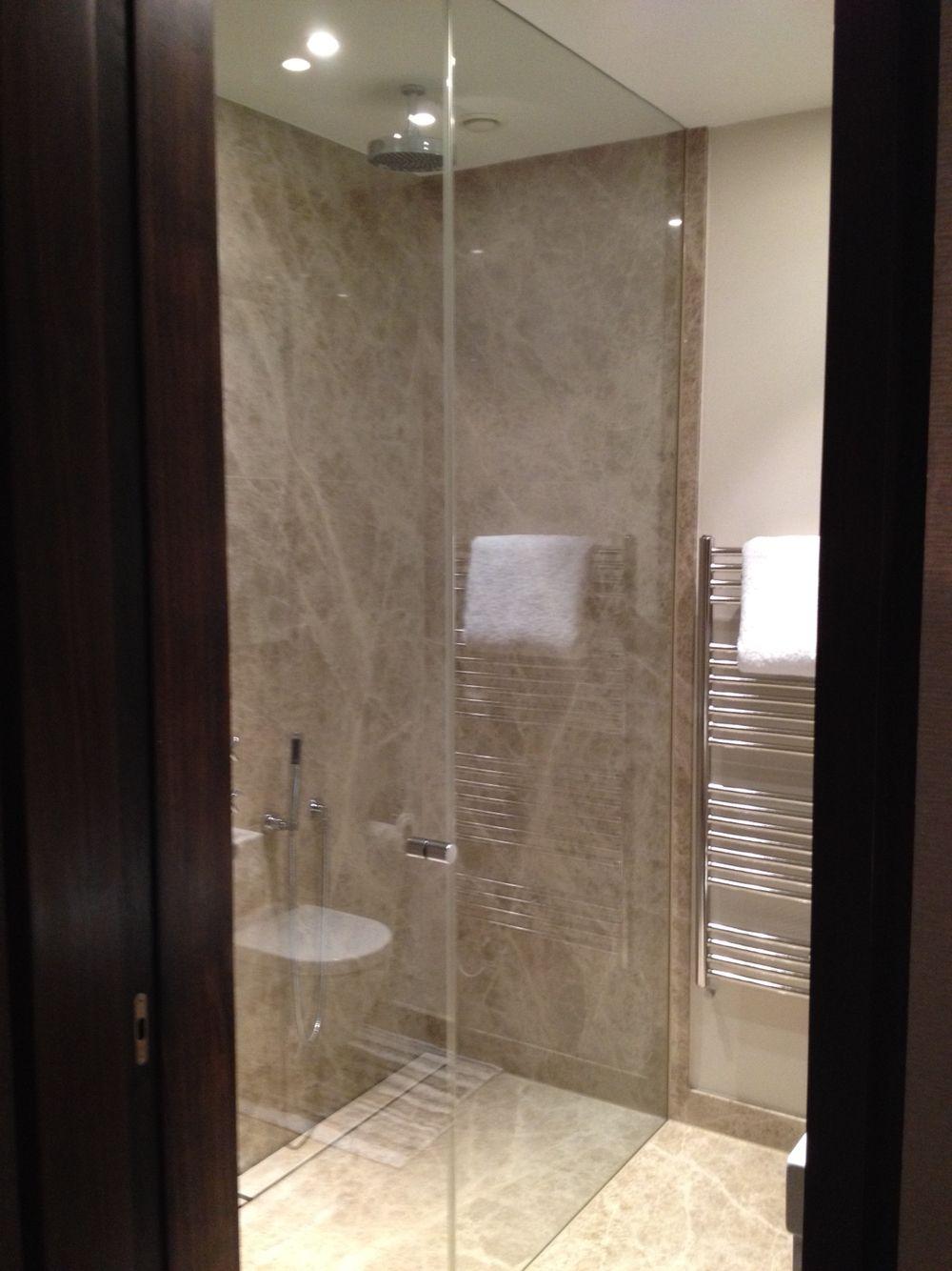 Floor To Ceiling Shower Screen Door Bathroom Layout
